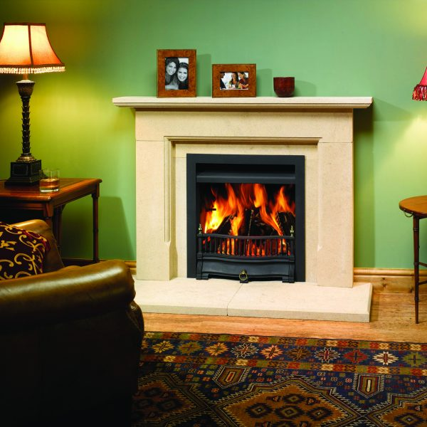 The Stovax Riva Open Fire has been designed to produce both radiant and convected heat. Talk to one of our experts today at West Country Fires Soutampton