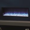 Gazco Skope 105R Inset with Crystal Ice effect