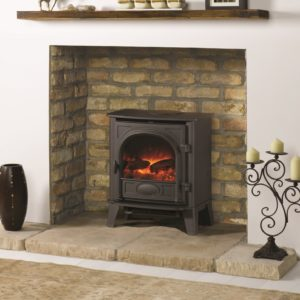 Gazco Stockton 5 electric stove - product image
