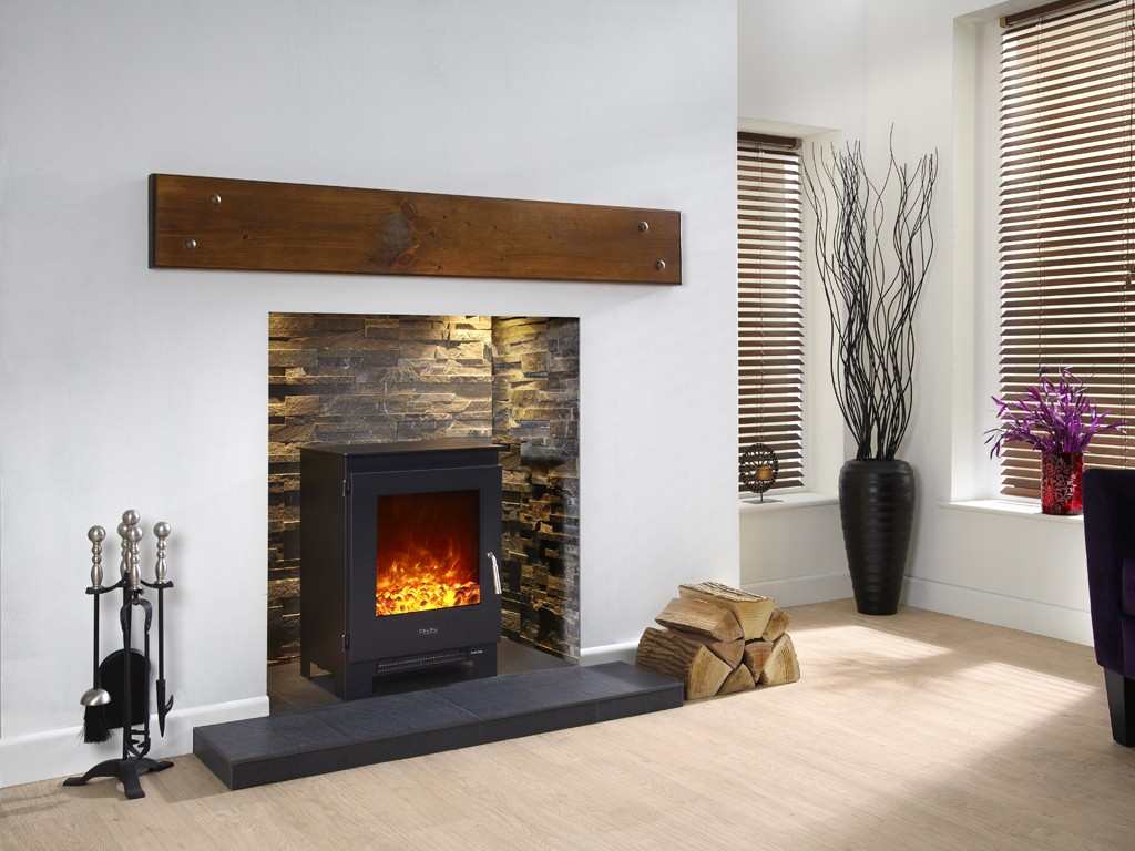Celsi Electristove Xd Metal Electric Stove West Country