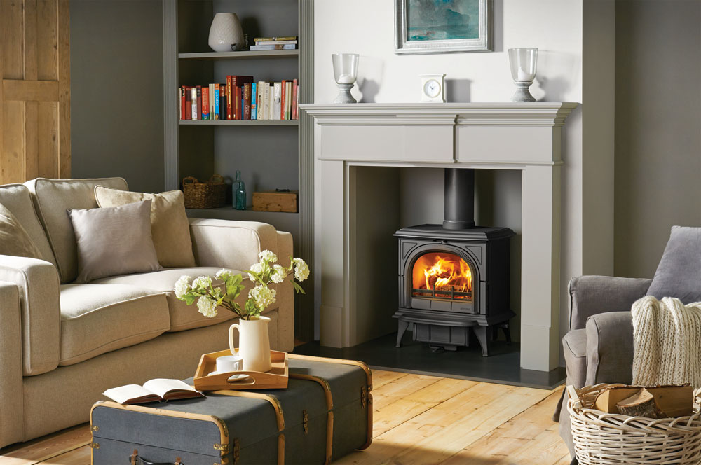 Stovax Huntingdon 30 Multi Fuel Stove West Country Fires