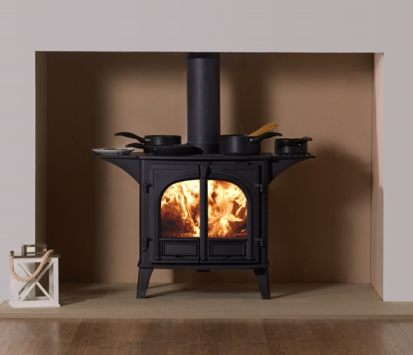 Stockton 8 Wood Burning Amp Multi Fuel Cook Stove