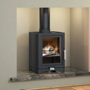 Broseley Evolution 5 gas stove