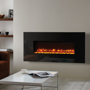 Radiance-100W-Black-glass_2-with-pebble-fuel-bed-mi-1