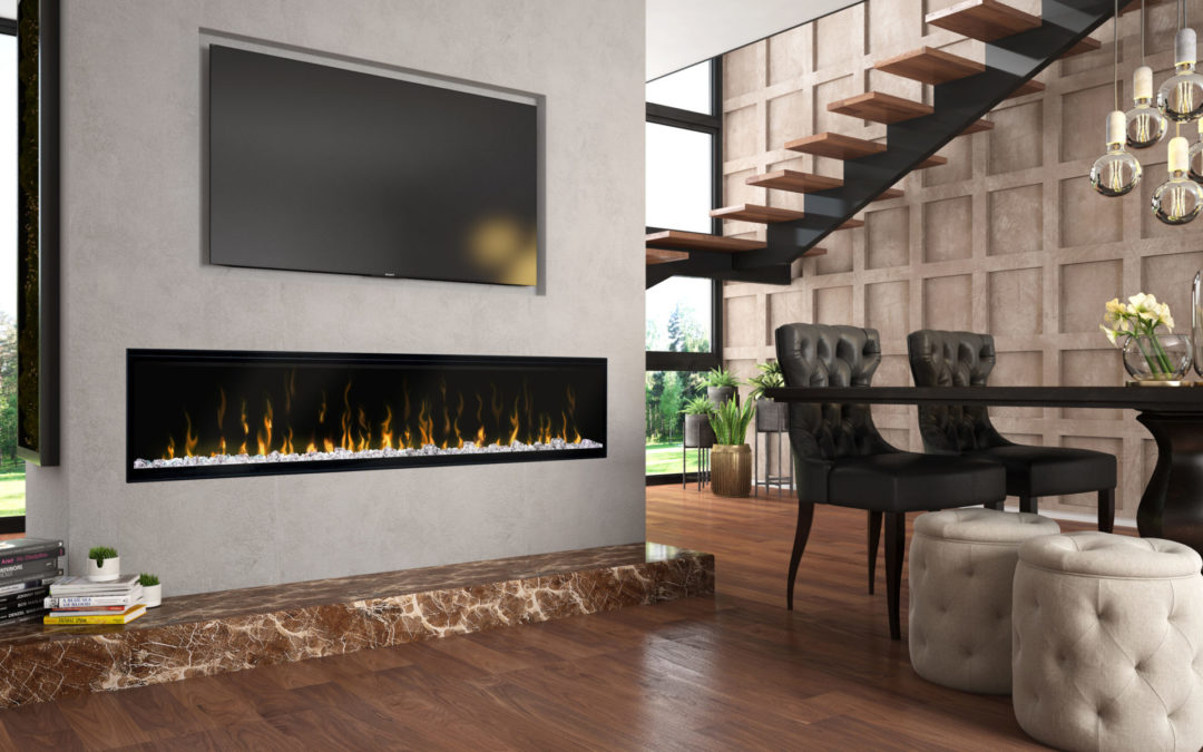 Electric Fires Are Officially Environmentally Friendly