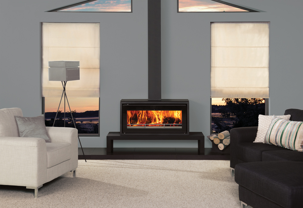 Stovax Studio 2 Freestanding Stove West Country Fires