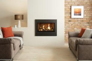 Riva2 670 Designio Gas Fire