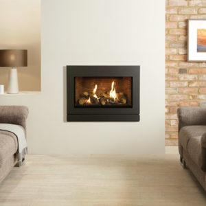 Riva2 670 Designio Gas Fire