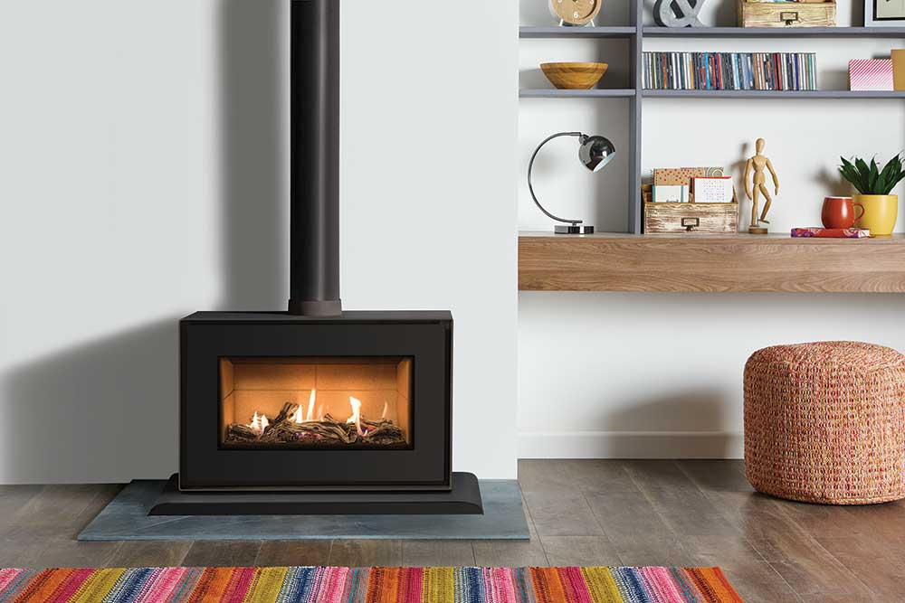 Gazco Studio 1 Freestanding Gas Fires West Country Fires