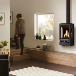 Vogue Midi T Wall Mounted gas fire