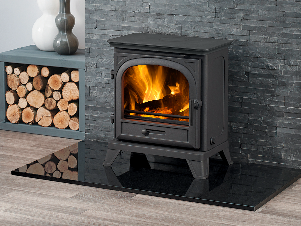 Capital Avebury Eco Multi Fuel Stove West Country Fires