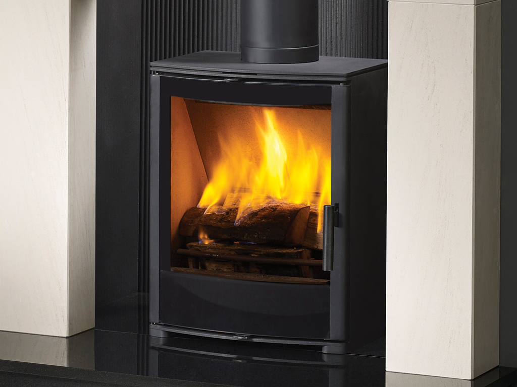 Capital Panamera Eco Multi Fuel Stove West Country Fires