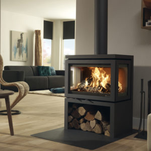 DG Vidar Triple EA woodburning stove