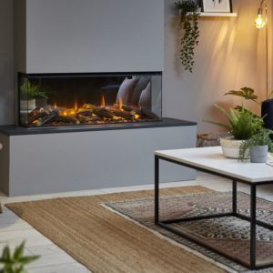 New Forest Inset Electric Fire