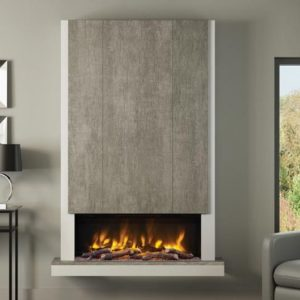 Pryzm Camino Chimney Breast