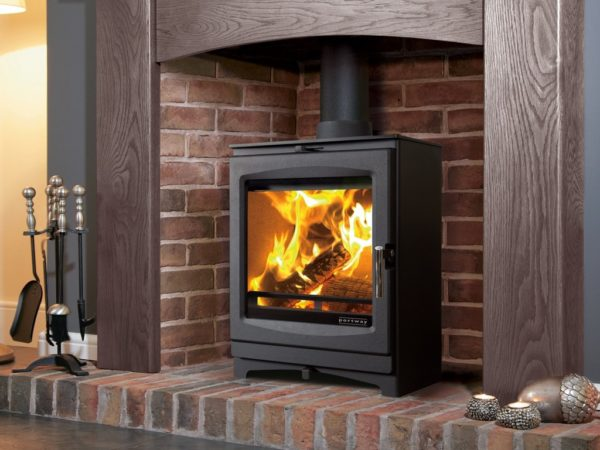 Portway Luxima Multifuel Stove West Country Fires