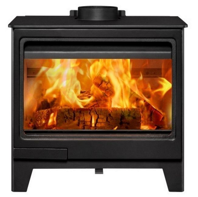 Hunter Herald Allure 7 Log Burner West Country Fires