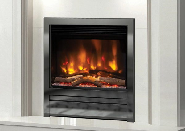Elgin & Hall 22 inch Pryzm Edge inset electric fire