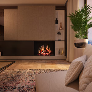 DRU-Virtuo-75 inset electric fire