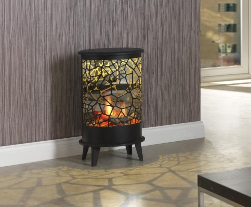 Dimplex Cellini Opti-V freestanding electric stove